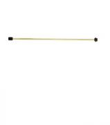 Purškimo vamzdis, žalvarinis, 75 cm