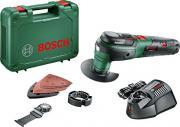 Akumuliatorinis daugiafunkcinis įrankis Bosch UniversalMulti 12 (1 akumuliatorius)