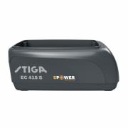 Akumuliatoriaus įkroviklis Stiga EC 415 S (standartinis)
