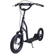 """Paspirtukas Stiga Air Scooter 12"""" (juodas)"""