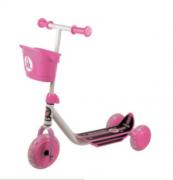 Triratis paspirtukas Stiga Scooter Mini Kid (rožinis)(Akcija - 20%, kaina nurodyta su nuolaida)