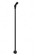 Purškimo vamzdis, plastikinis, 50 cm, su std purkštuku