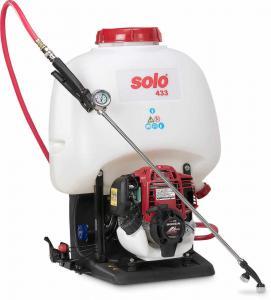 Aukšto slėgio purkštuvas Solo 433H