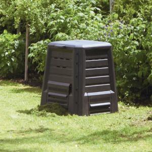Kompostavimo dėžė 340 l (Akcija - 20%, kaina nurodyta su nuolaida)