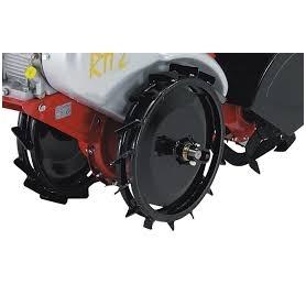 Metaliniai ratai su 32 cm frezomis (Eurosystems RTT 2)