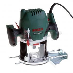 Vertikaliojo frezavimo mašina Bosch POF 1200 AE