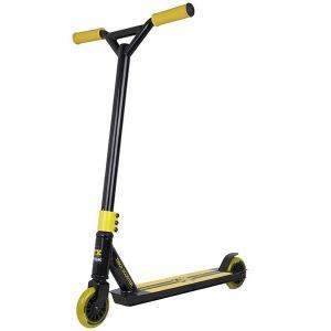 Paspirtukas Stiga Trick Scooter TX Advance (juodas/geltonas)(Akcija -20%, kaina nurodyta su nuolaida)