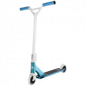Paspirtukas Stiga Trick Scooter Zap TZ Stream (baltas/mėlynas)