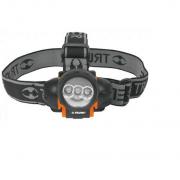 Galvos žibintas TRUPER 3 LED